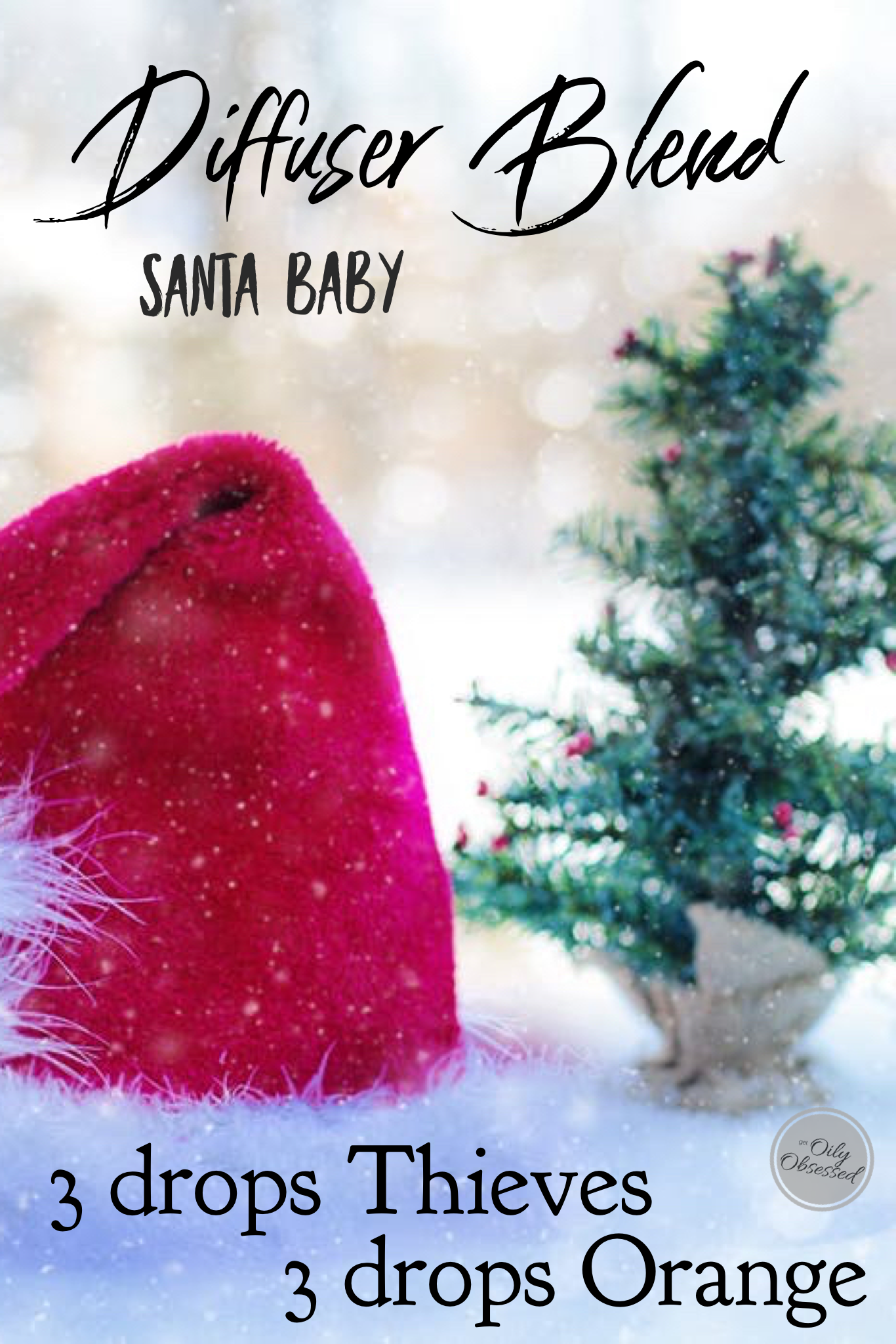 Hello Santa Baby You Re Going To Love This Spicy Diffuser
