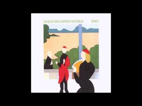Brian Eno St Elmo S Fire Hq Another Green World Album Cover Art Album Covers