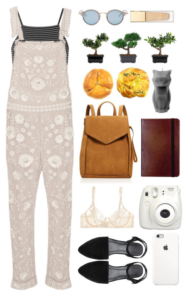 """Untitled #1059"" by meelstyle ❤ liked on Polyvore featuring Topshop, Needle & Thread, Loeffler Randall, Thom Browne, C.R. Gibson, Nearly Natural, Fujifilm, Lonely, PyroPet and Clarins"