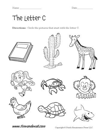 letter c worksheets alphabet printables letter c worksheets preschool worksheets alphabet. Black Bedroom Furniture Sets. Home Design Ideas