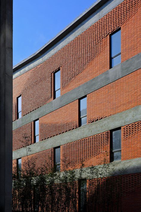 Songjiang Art Campus, Шанхай, 2015 - Archi-Union Architects