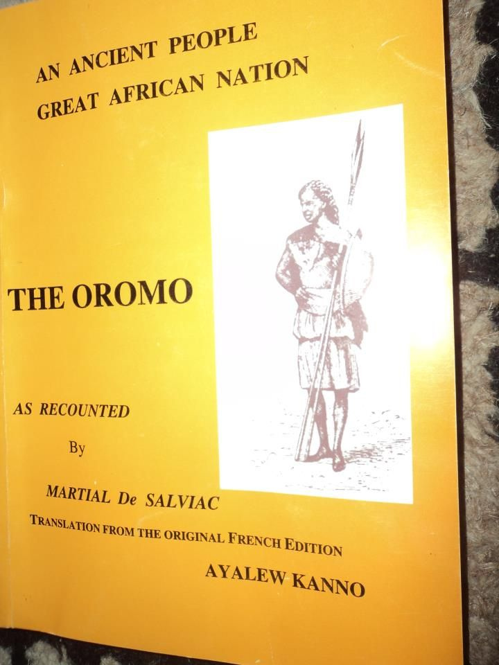An Ancient People Great African Nation The Oromo 1901 My