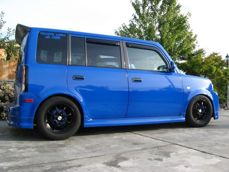 Scion Xb Electric Blue Toyota Kia Soul Anese Cars Toaster