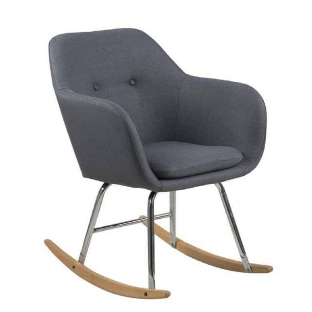 Der Goteborg Schaukelstuhl Vereint Modernes Design Und Komfort Und