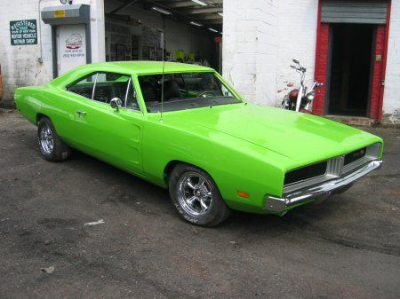 1969 Dodge Charger Classic Cars Muscle Dodge Charger Classic
