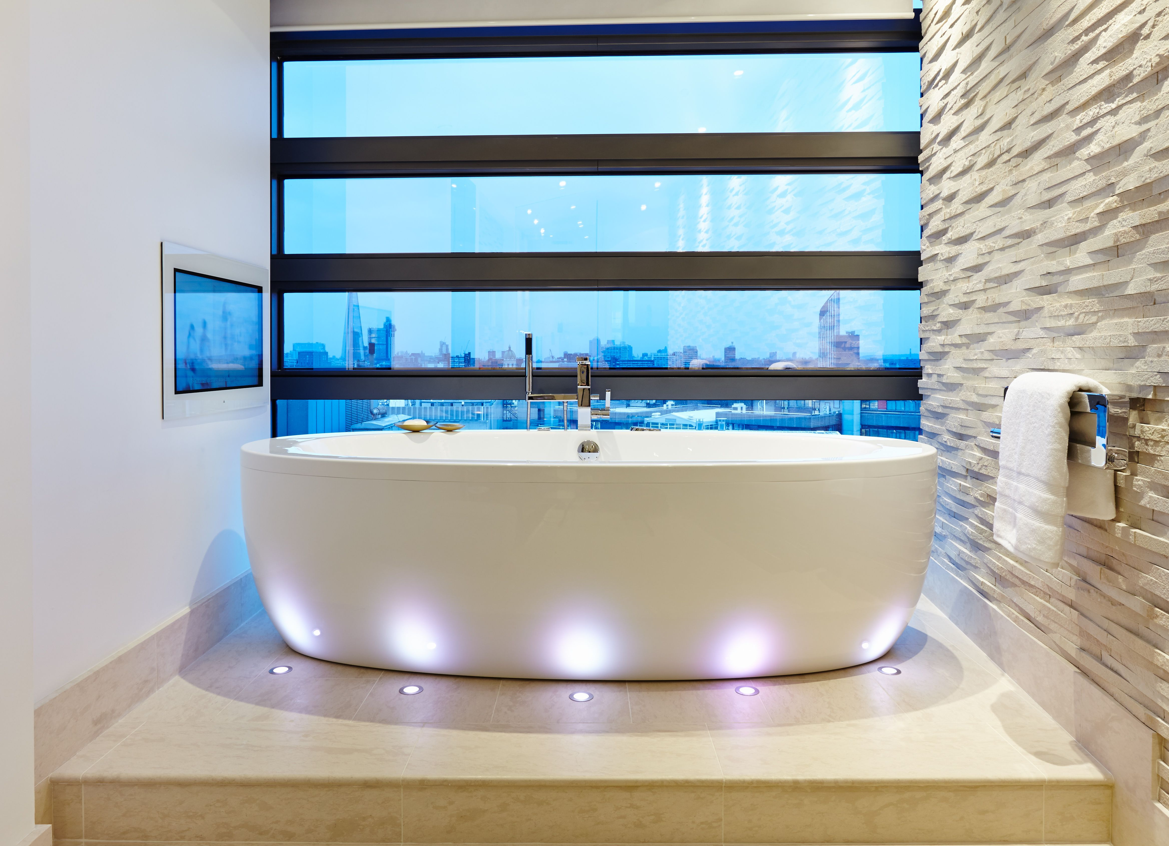 Waterproof, flush and in-wall televisions perfectly designed for ...
