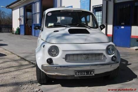 Fiat 500 Francis Lombardi My Car 110f My Dream Garage Fiat 500
