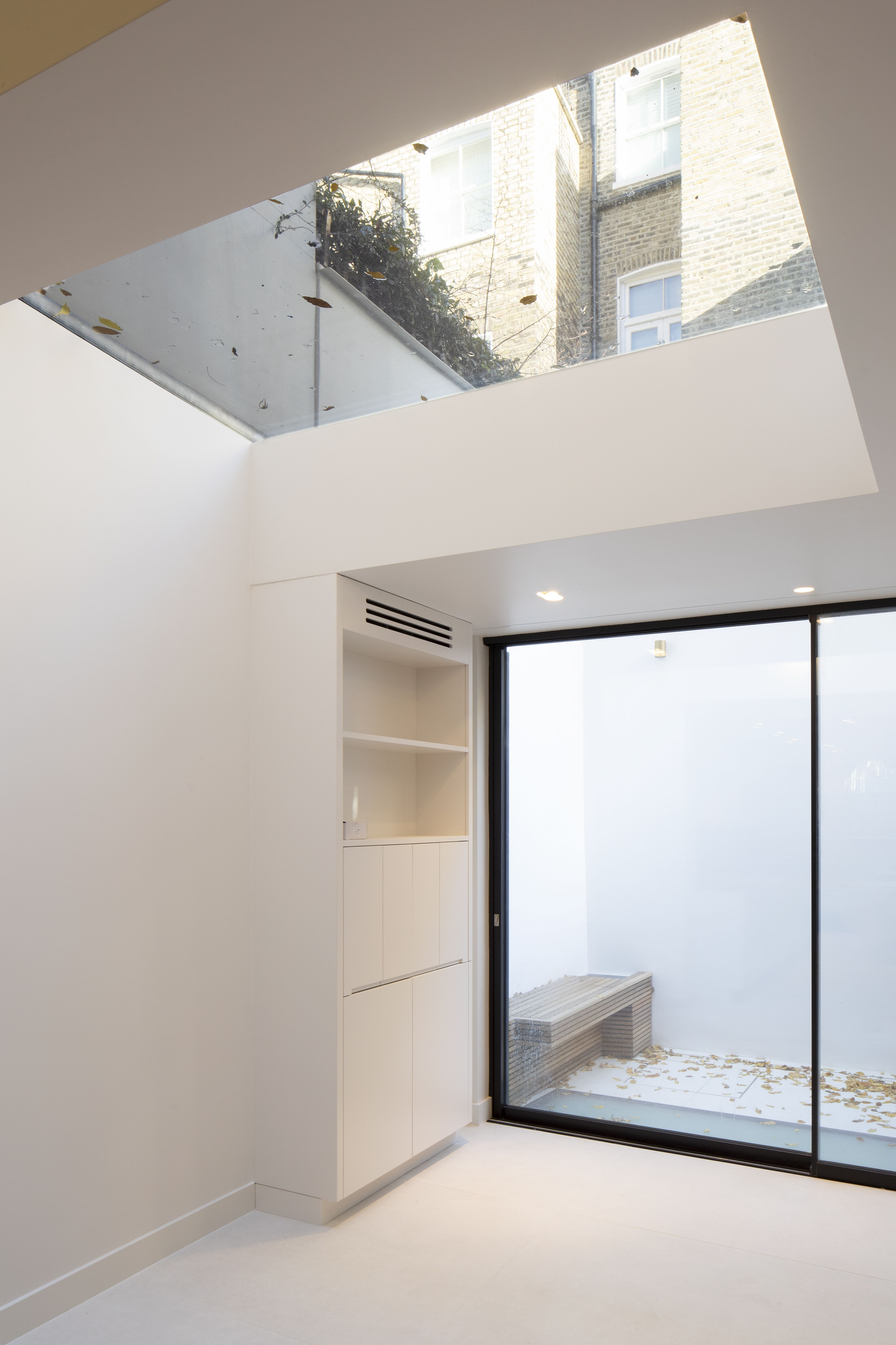 Chelsea House By Ramses Frederickx Design Using Maxlight Glazing Chelsea House Design House