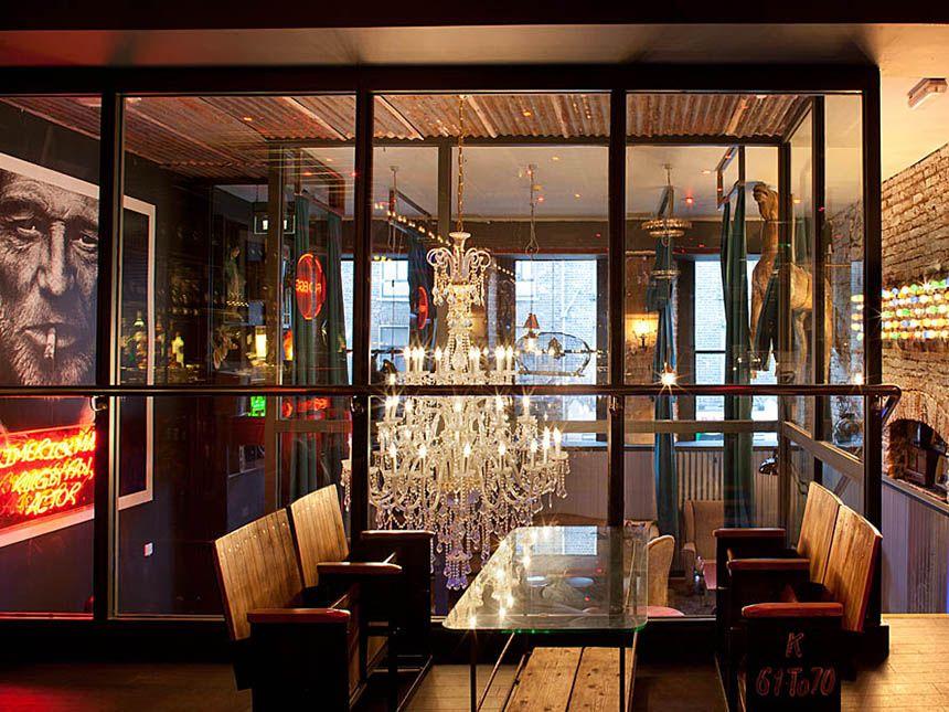 Bar Design Decor The Pub Design Co The Red Hen Limerick
