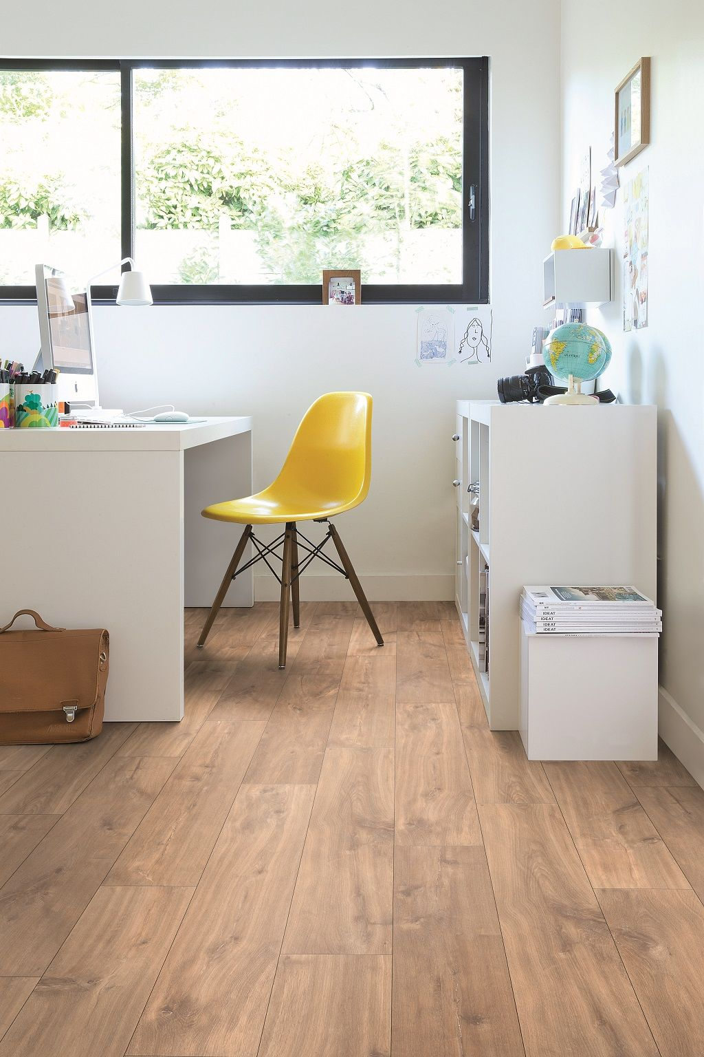 home office flooring. Office Flooring. To Find More Inspiration, Visit Our Website: Https://www.quick-step.co.uk/en-gb/room-types/choose-the-perfect-home-office Home Flooring