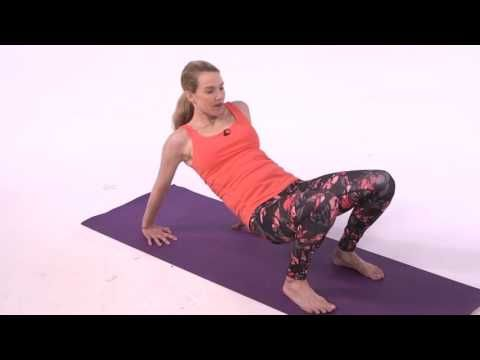 10minute hipopening yoga flow  health  youtube  hip