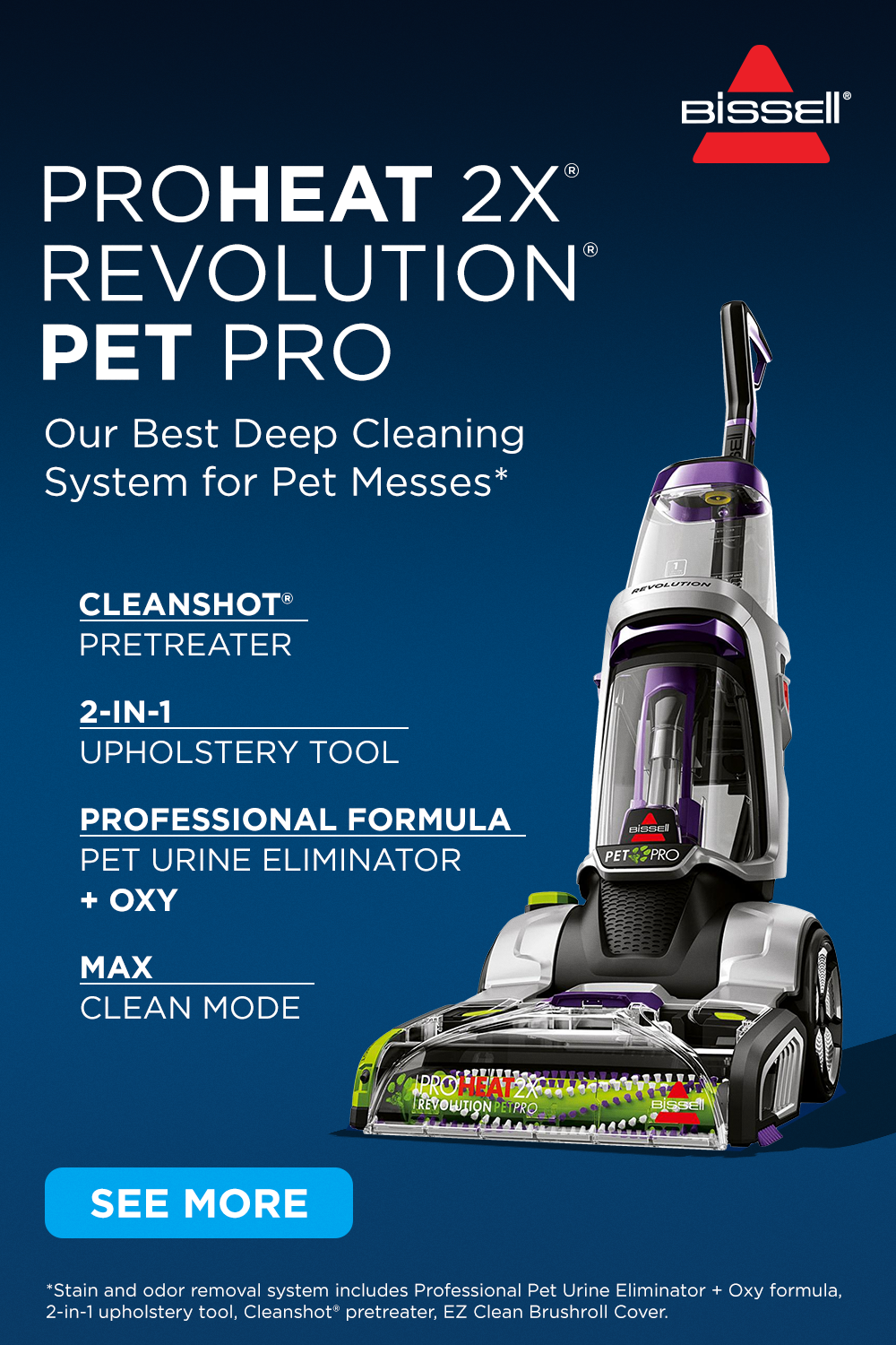 Meet The Bissell Proheat 2x Revolution Pet Pro Your Ultimate Pet Cleanup Tool In 2020 How To Clean Carpet Carpet Cleaners Remove Pet Stains
