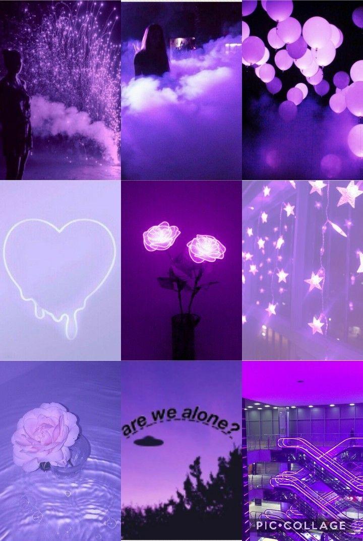 Pin by Ree on Vaporwave Art Purple aesthetic, Aesthetic