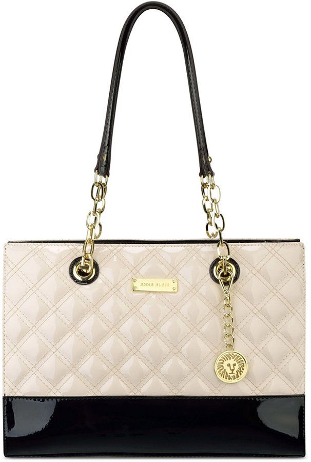 af0d0966de01 Anne Klein Coast is Clear Small Chain Tote | accessories | Anne ...