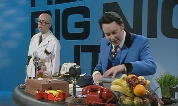 Pin By Jiving Jett Groovey On Tv Bob Vic Reeves Big Night Out