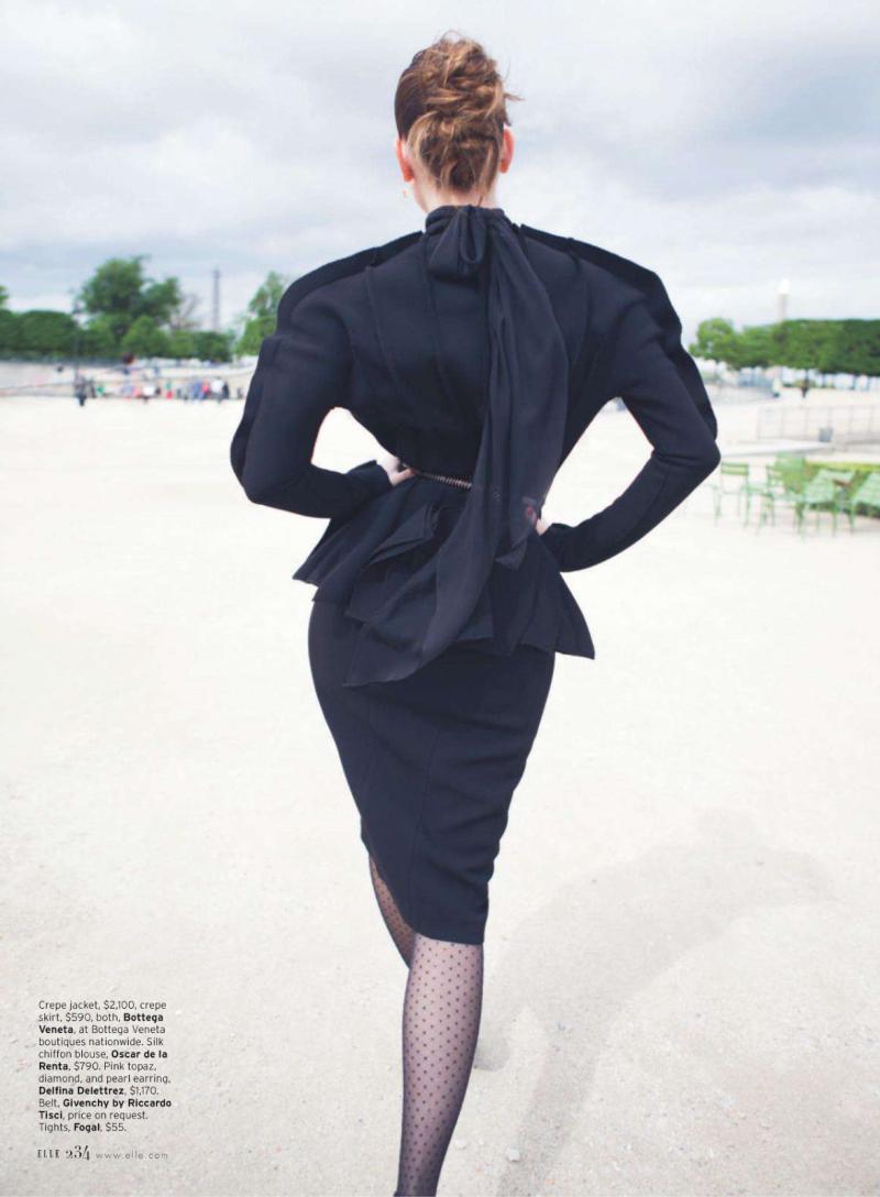 Fantastic as always! || ♥♥♥ Barbara Palvin for Elle US