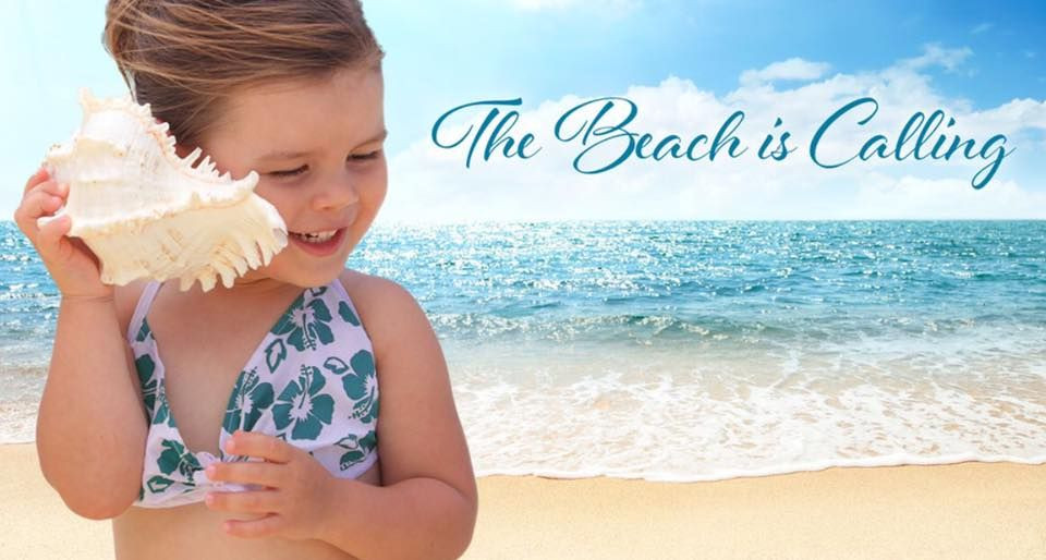 The Beach is Calling... Do you hear it?