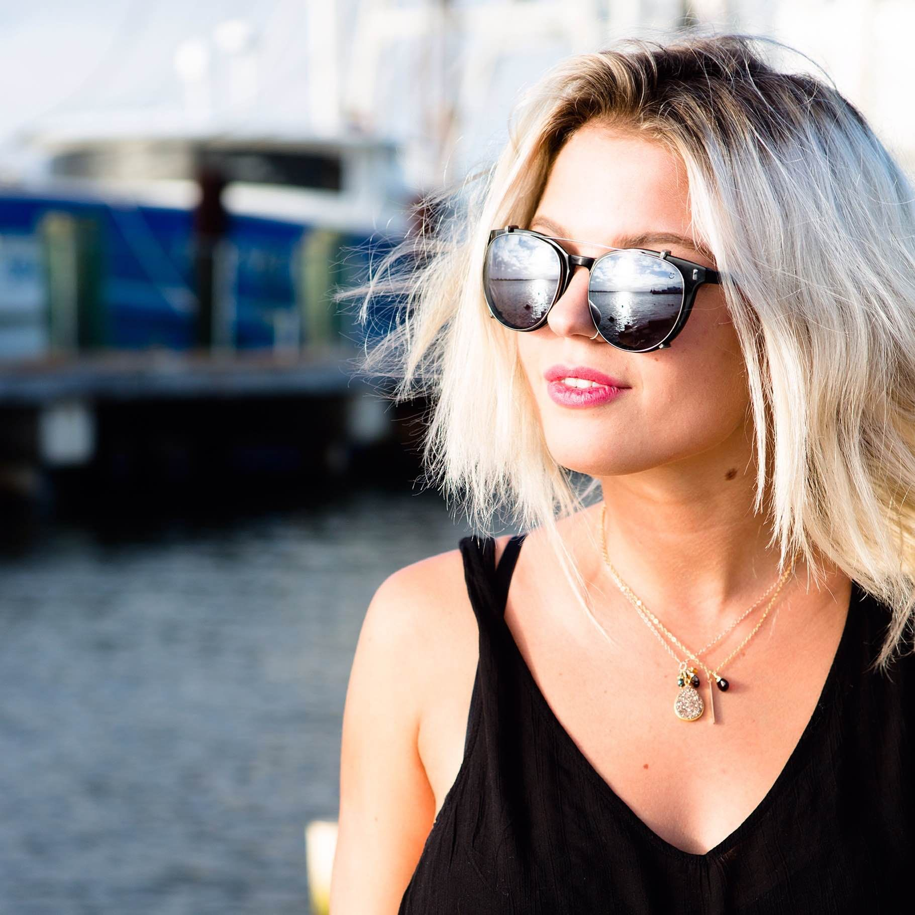 2cee5194a8d3 Watch a sunset in the Alcatraz womens sunglasses from SPY Optic. Style Goals,  location goals, just GOALS. Gunner Hughes Photography