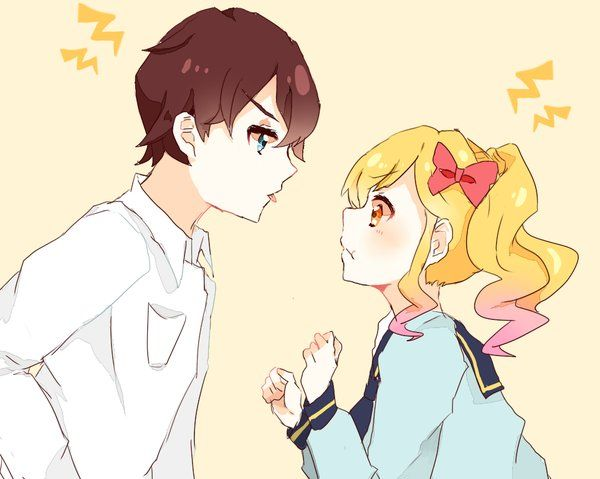 Subaru and Yume