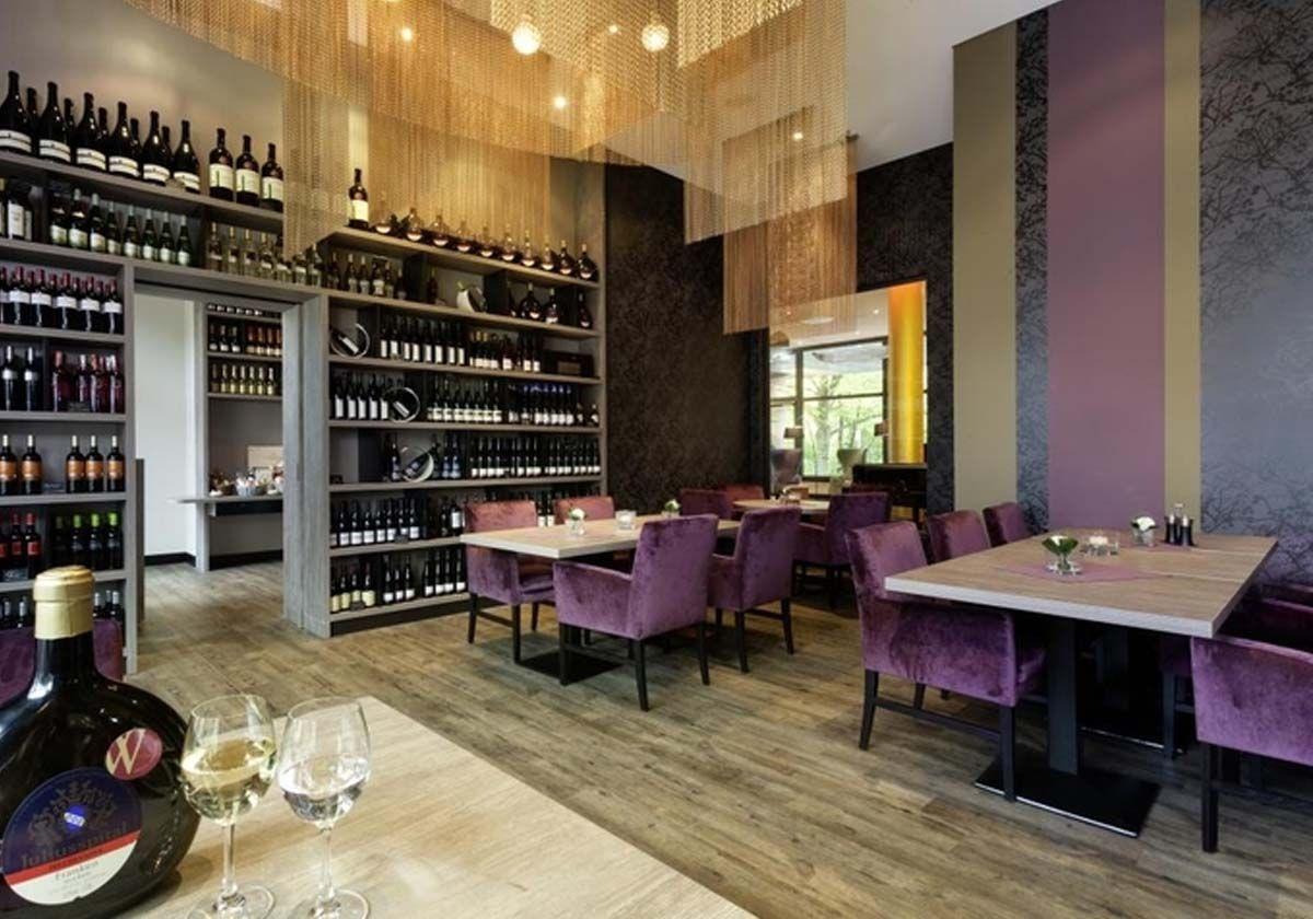 Wohnideen Kaiser kosina projekt restaurant design designstühle
