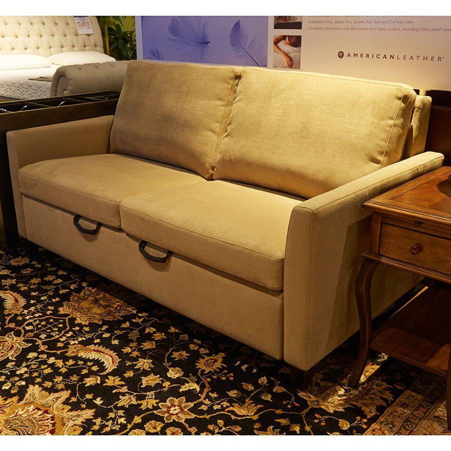 - Hannah Veelife Peat Queen Tempur-Pedic Sleeper Sofa Sofa