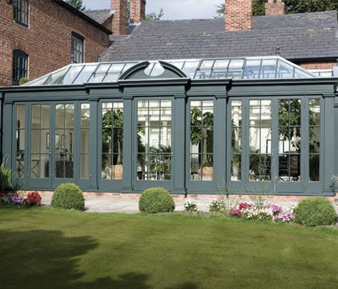 On Our Recent Family Trip To Wales And England We Were Struck By How Many Conservatories We Saw On Homes Whether Cottage Orangery Home And Garden Garden Room