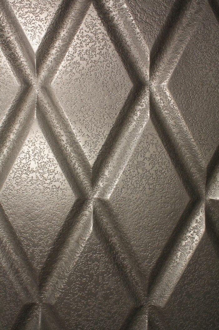 Metal Finish 3d Wall Panel 3d Wall Panels Wallpaper Walls Decor Textured Wall Art