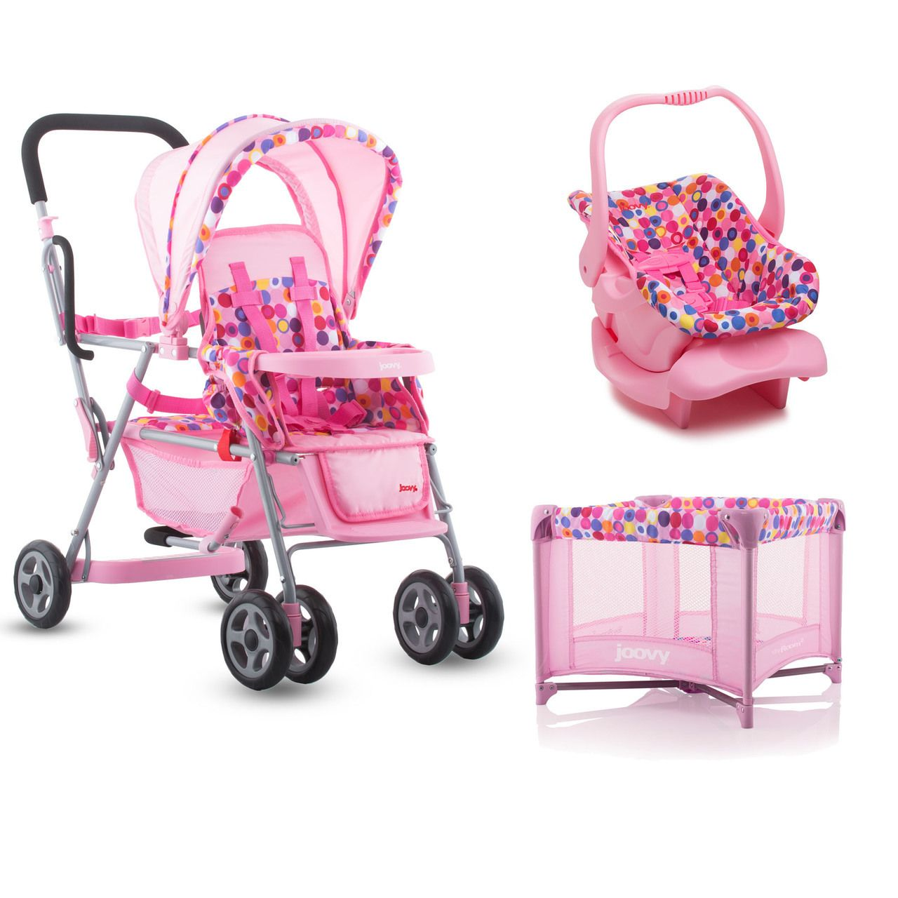 Toy Bundle Baby Doll Car Seat Baby Doll Strollers Baby Doll Toys