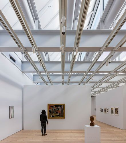 Museo Whitney De Arte Americano Nueva York Ny Renzo