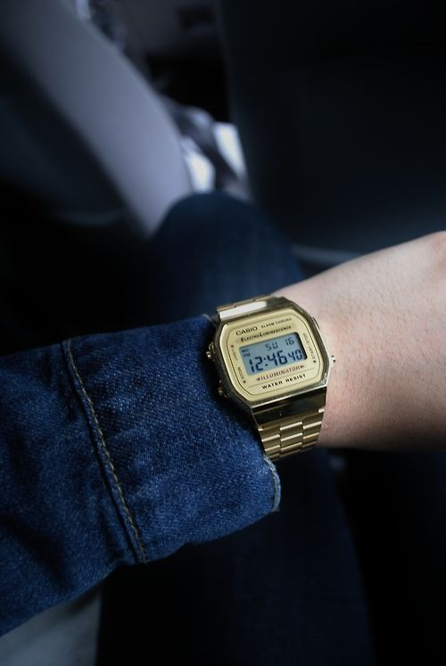 bc051a47532 Casio Gold http   neonwatch.tumblr.com post 101744918811