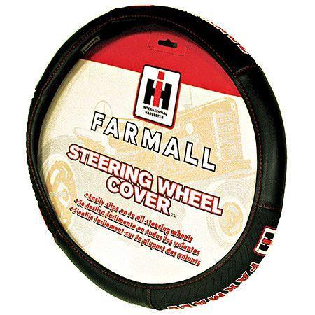 Ih Farmall Steering Wheel Cover