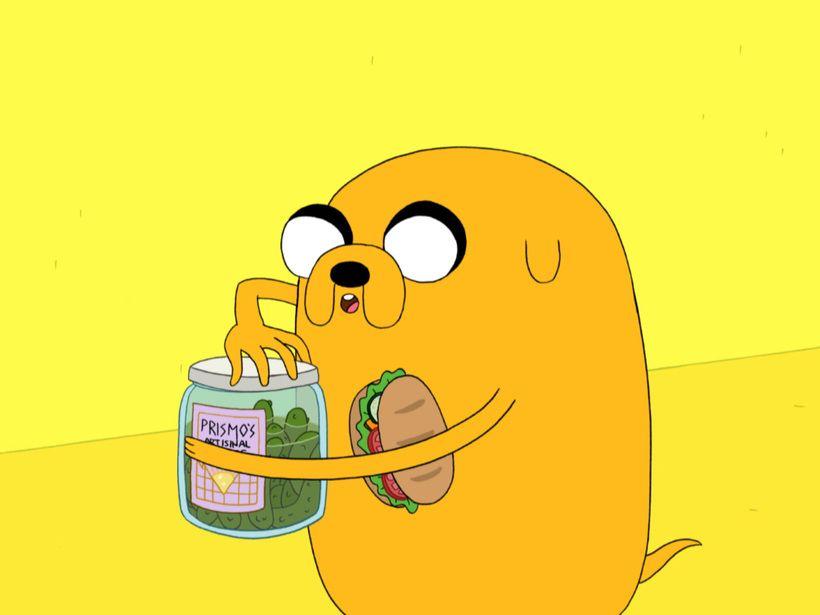 Descarga Gratis El Pack De Iconos De Adventure Time Blog Domestika Jake De Adventure Time Adventure Time Personajes Dibujo Animado Adventure Time