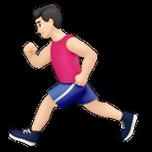 Runner 1 Man Emojis
