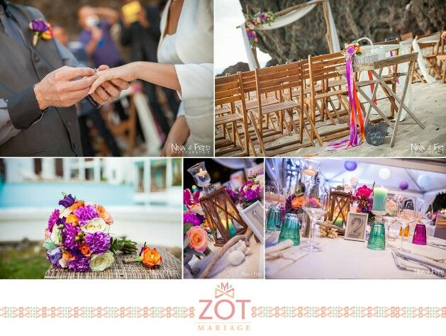 zot mariage sunset color wedding ceremony amp reception
