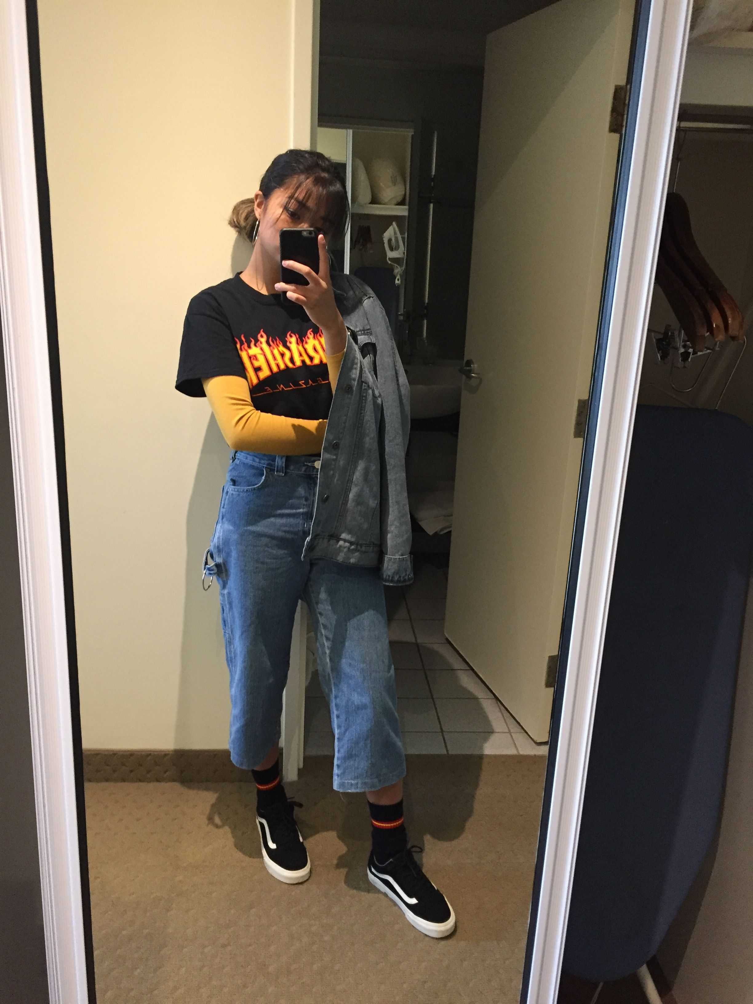 3e30c3ae9d90 Thrasher Outfit