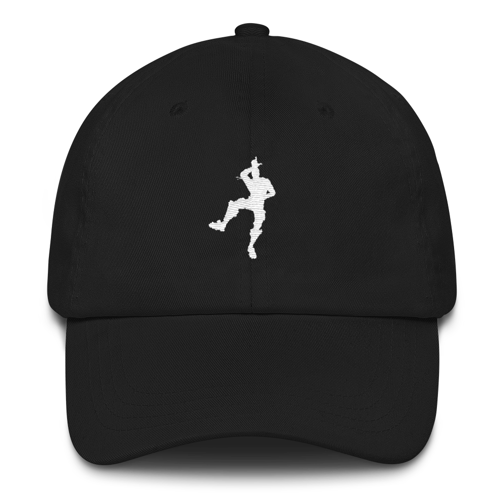 70ce26ffac96e Dad hats aren t just for dads. This Fortnite themed cap got a low ...