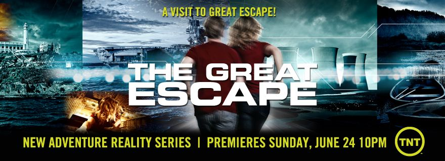 Win a free trip to one of the action-packed Great Escape locations.