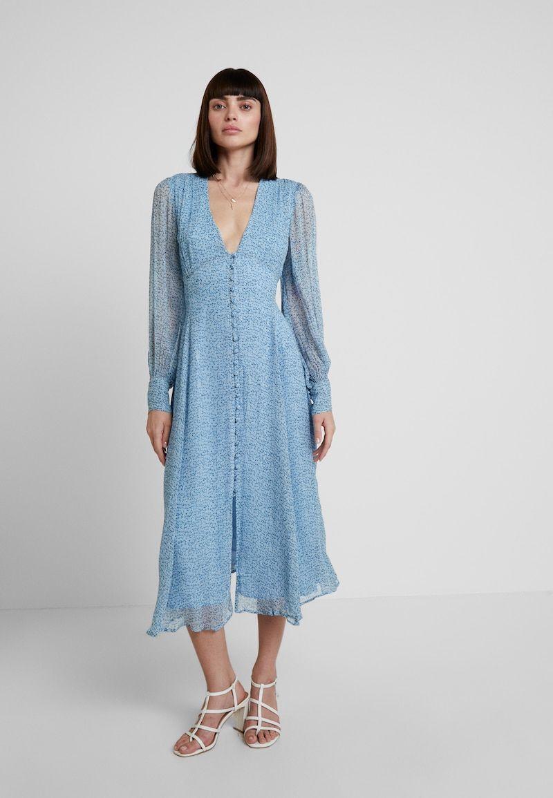 Adorlee Dress Shirt Dress Blue Zalando Co Uk In 2020 Dresses Plus Size Summer Dresses Blue Dresses [ 1155 x 800 Pixel ]