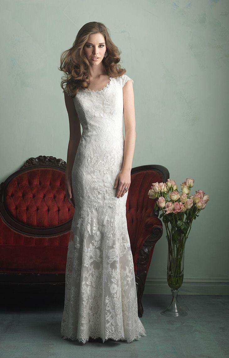 Allure Bridals M525 Wedding Dress | Oma | Pinterest | Allure bridal ...