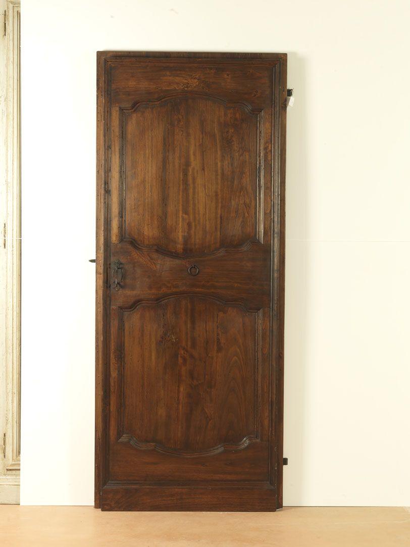 Riproduzione di una porta in stile Luigi XV realizzata in pioppo ...