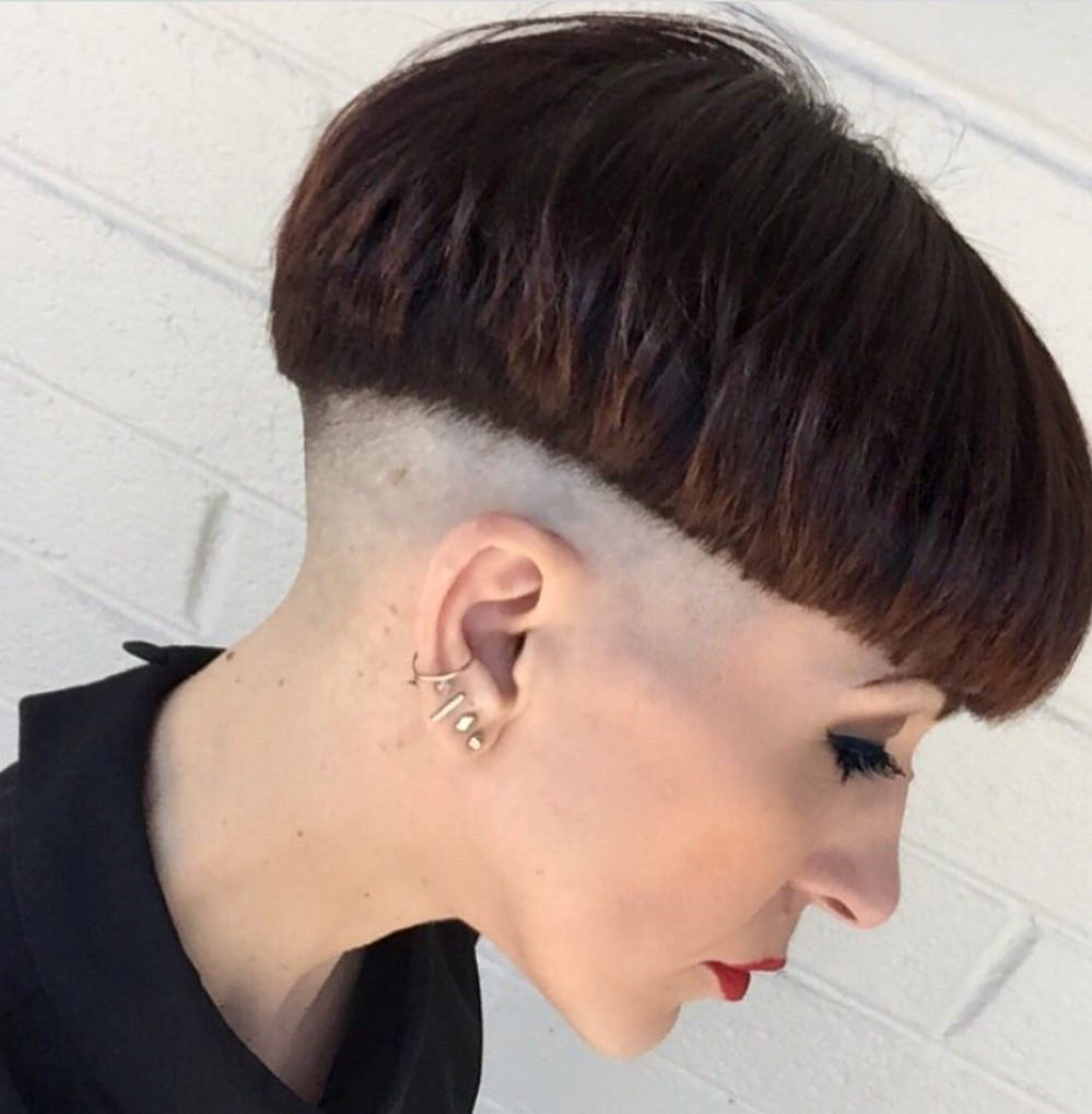 Pin on Bowl Cuts