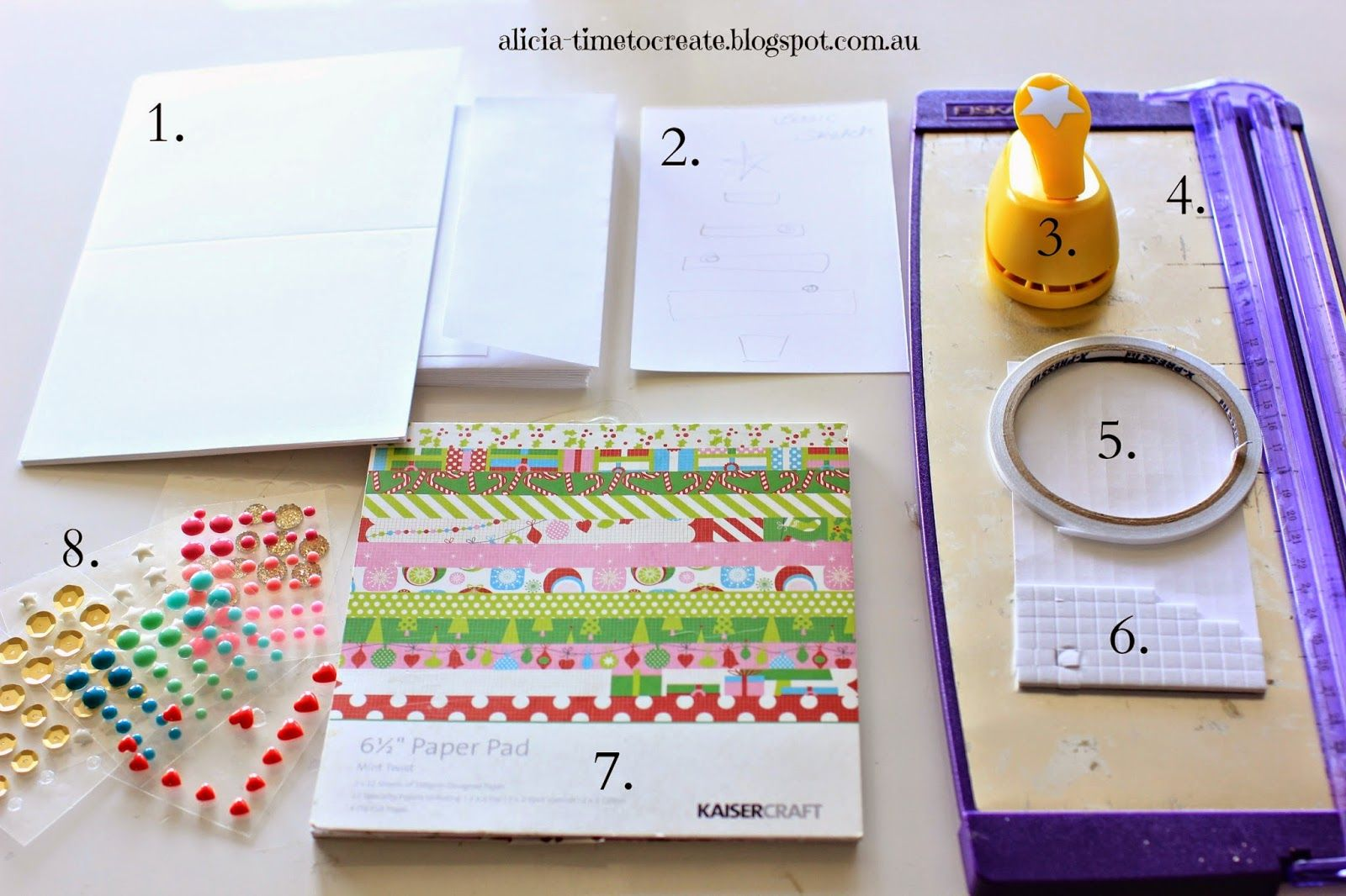 How to Make 1o Quick Christmas Cards