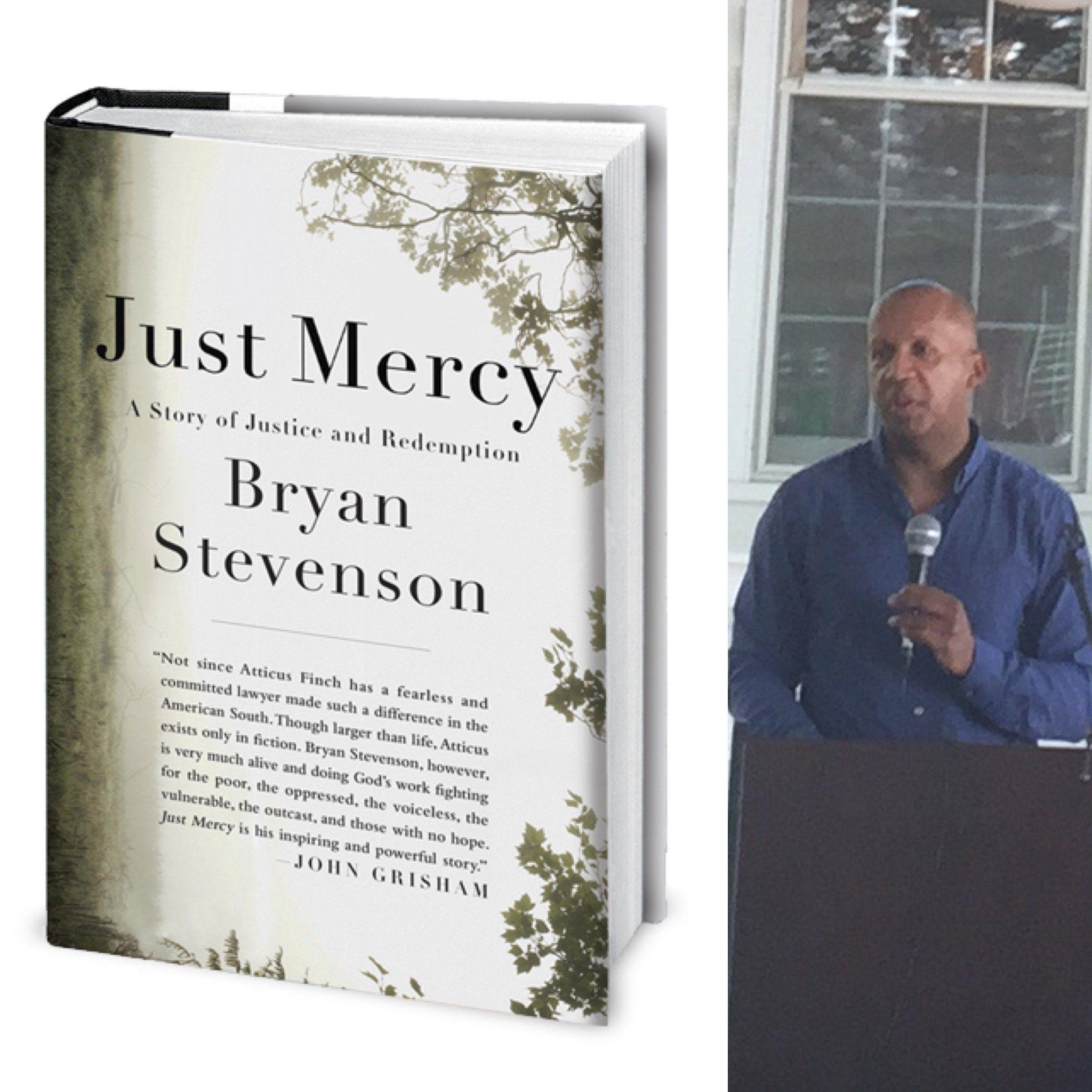 4 Reasons Why Bryan Stevenson Wrote Just Mercy Bryan Stevenson Writing A Book Writing
