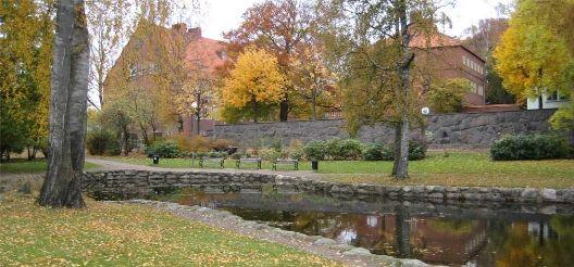 kellers park göteborg