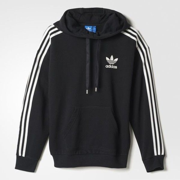 adidas Damen 3s Crop Sweater Sweatshirt