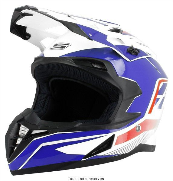casque moto cross enduro s820 marque s line mod le s820 coque polycarbonate abs. Black Bedroom Furniture Sets. Home Design Ideas