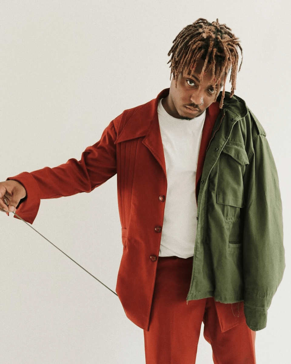 Juice WRLD with Lil Mosey at The Novo in Los Angeles -