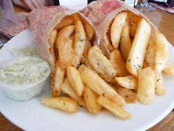 just what i feel like #fries
