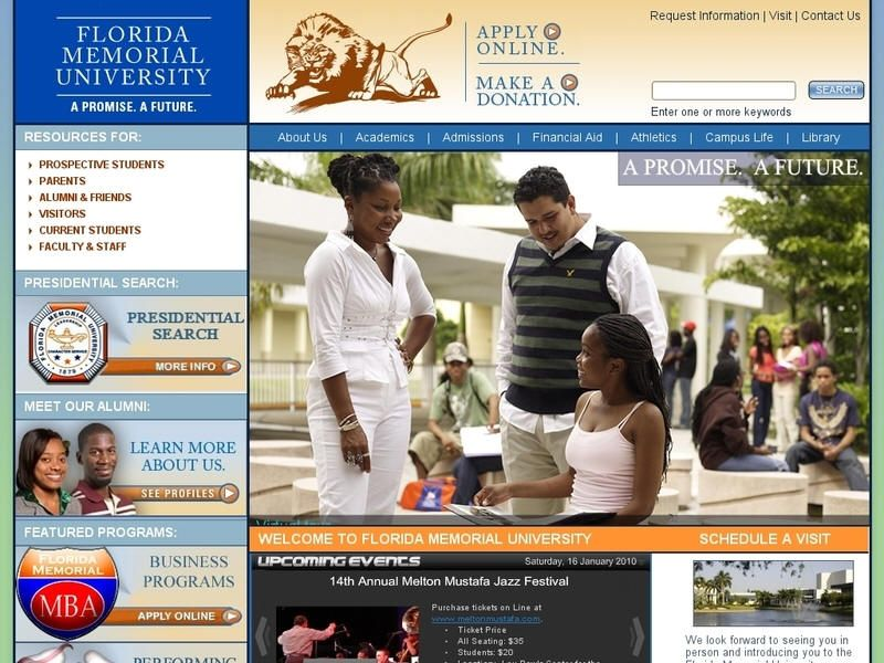 Florida Memorial University (With images) Colleges in