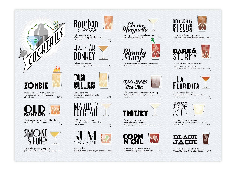 carta cocktail - Buscar con Google | carta restaurante | Pinterest | Bar